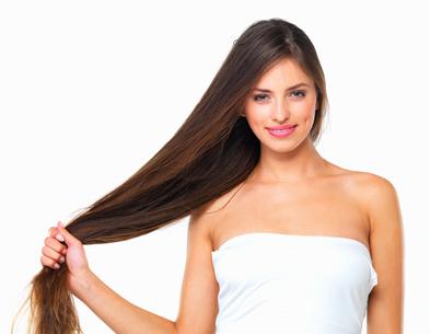 Los aceites para los cabellos después de la queratina