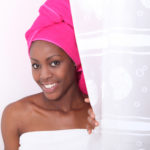 Cleansing Relaxed Hair
