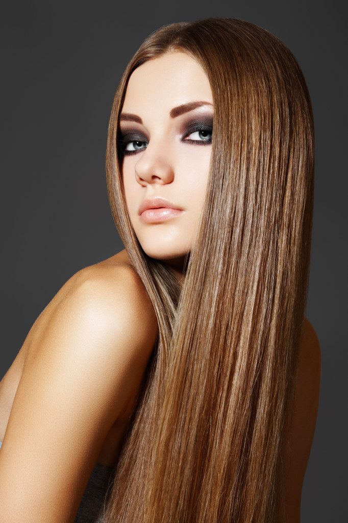 type 1 hair care regimen
