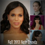 Fall 2013 Hairstyle Trends