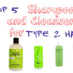 Top 5 Shampoos and Cleansers for Type 2 Hair