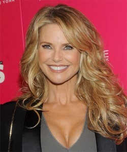 Christie Brinkley loves long hair