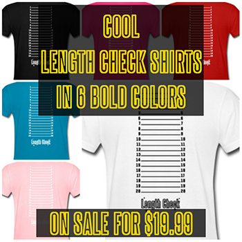 Length Check Shirts